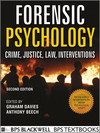 thumbnail image: Forensic Psychology Crime Justice Law Interventions 2nd Edition