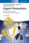 thumbnail image: Organic Photovoltaics: Materials, Device Physics, and Manufacturing Technologies, 2nd Edition