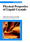 Physical Properties of Liquid Crystals (3527613951) cover image