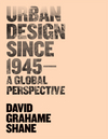 Urban Design Since 1945: A Global Perspective (0470515252) cover image