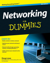 Networking For Dummies, 9th Edition (0470534052) cover image