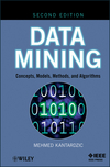 Data Mining: Concepts, Models, Methods, and Algorithms, Second Edition: Concepts, Models, Methods, and Algorithms, Second Edition (0470890452) cover image
