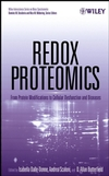 thumbnail image: Redox Proteomics From Protein Modifications to Cellular Dysfunction and Diseases