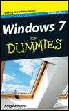 Windows 7 For Dummies, Pocket Edition (1118037952) cover image
