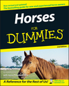 Horses For Dummies, 2nd Edition (1118054652) cover image