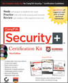 CompTIA Security+ Certification Kit Recommended Courseware: Exam SY0-301, 3rd Edition (1118061152) cover image