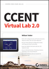 CCENT Virtual Lab 2.0: Exam 100-101 (ICND1) (1118789652) cover image