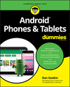 Android Phones & Tablets For Dummies (1119453852) cover image