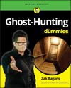 Ghost-Hunting For Dummies (1119584752) cover image
