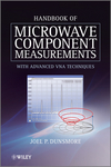 Handbook of Microwave Component Measurements: with Advanced VNA Techniques (1119979552) cover image