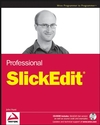 Professional SlickEdit (0470122153) cover image