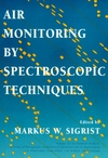 thumbnail image: Air Monitoring by Spectroscopic Techniques
