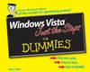 Windows Vista Just the Steps For Dummies (0471786853) cover image