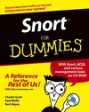 Snort For Dummies (0764568353) cover image
