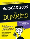 AutoCAD 2006 For Dummies (0764589253) cover image