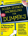 Scuba Diving and Snorkeling For Dummies (1118069153) cover image
