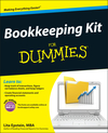 Bookkeeping Kit For Dummies (1118116453) cover image