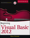 Beginning Visual Basic 2012 (1118387953) cover image