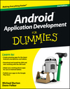 Android Application Development For Dummies, 2nd Edition (1118417453) cover image