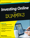 Investing Online For Dummies, 8th Edition (1118550153) cover image