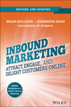 Inbound Marketing, Revised and Updated: Attract, Engage, and Delight Customers Online (1118896653) cover image