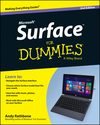 Surface For Dummies, 2nd Edition (1118898753) cover image