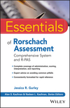 Essentials of Rorschach Assessment: Comprehensive System and R-PAS (1119060753) cover image