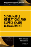 thumbnail image: Sustainable Operations and Supply Chain Management