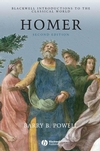 Homer, 2nd Edition (1405153253) cover image