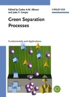 thumbnail image: Green Separation Processes Fundamentals and Applications