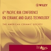 Proceedings of the 6th Pacific Rim Conference on Ceramic and Glass Technology (0470089954) cover image
