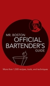 Mr. Boston Official Bartender's Guide, 67th Edition (0470390654) cover image