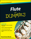 Flute For Dummies (0470484454) cover image