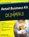 Retail Business Kit For Dummies, 2nd Edition (0470525754) cover image