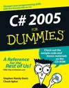 C# 2005 For Dummies (0471760854) cover image