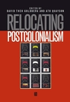Relocating Postcolonialism (0631208054) cover image
