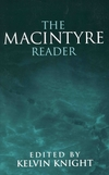 The MacIntyre Reader (0745619754) cover image