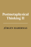 Postmetaphysical Thinking II (0745682154) cover image