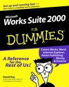 Microsoft Works Suite 2000 For Dummies (0764506854) cover image