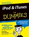 iPod and  iTunes For Dummies, 2nd Edition (0764583654) cover image