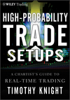 High-Probability Trade Setups: A Chartist s Guide to Real-Time Trading (1118022254) cover image