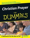 Christian Prayer For Dummies (1118069854) cover image
