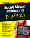Social Media Marketing For Dummies, 3rd Edition (1118985354) cover image