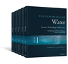 thumbnail image: Encyclopedia of Water: Science, Technology, and Society, 5 Volume Set