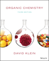 Organic Chemistry, 3rd Edition (1119316154) cover image