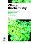 Lecture Notes: Clinical Biochemistry, 8th Edition (1444394754) cover image