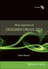 thumbnail image: Mass Spectra of Designer Drugs 2014