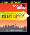 Contemporary Business 14th Edition 2012 Update (EHEP002054) cover image