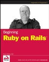 Beginning Ruby on Rails (0470069155) cover image