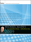 Michael Allen's 2009 e-Learning Annual (0470371455) cover image